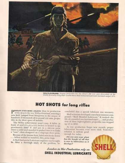 Hot Shots for Long Rifles Shell (1943)