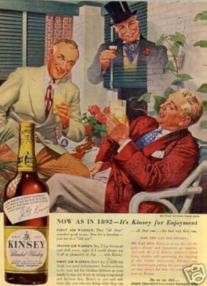 Kinsey Whiskey (1943)