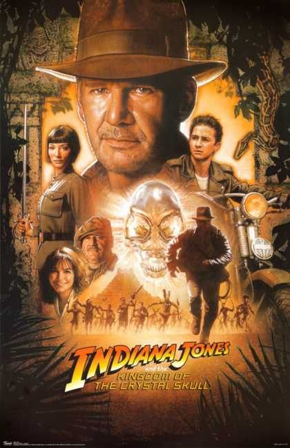 Indiana Jones- Kingdom of the Crystal Skull (2008)