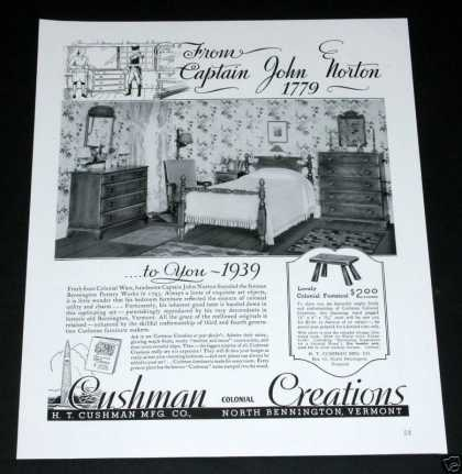 Cushman Colonial Furniture (1939)