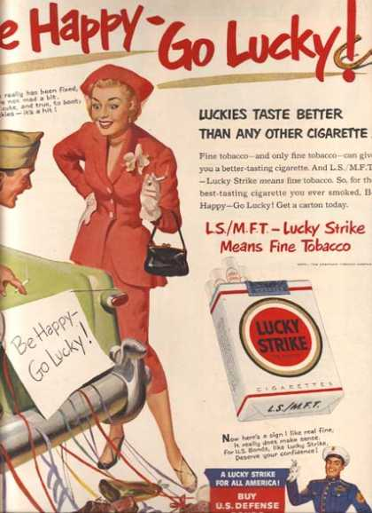 Lucky Strike (1951)