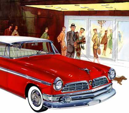 Chrysler New Yorker Deluxe (1955)