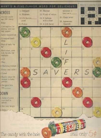 Lifesavers (1951)