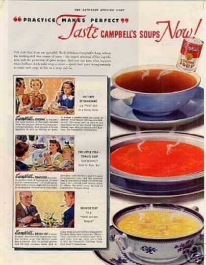 Campbell's Soup (1938)