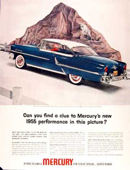 Mercury Montclair S (1955)