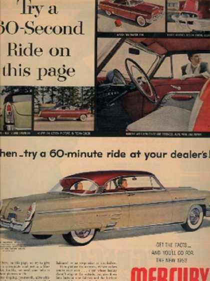 Ford's Mercury (1953)