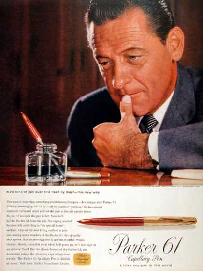 Parker 61 Fountain Pen #4 (1957)