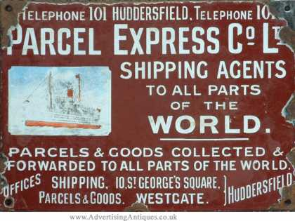 Parcel Express & Co Ltd Shipping Agents
