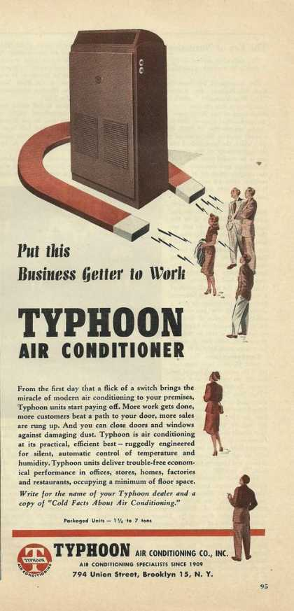 Typhoon Air Conditione (1948)