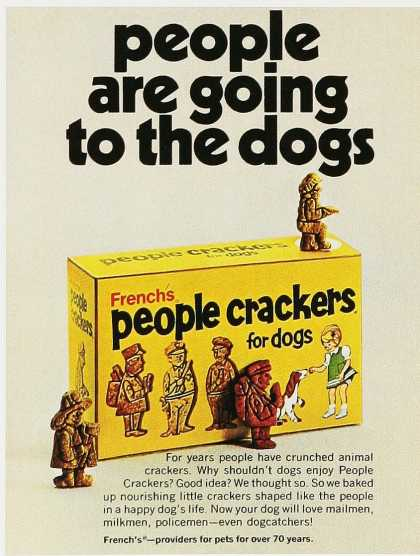 French's People Crackers for Dogs