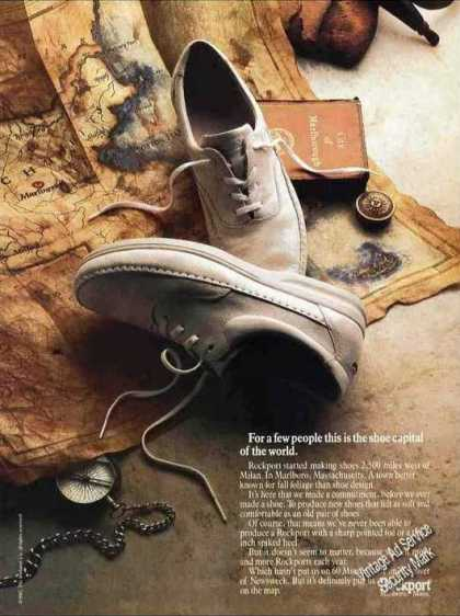 "Rockport ""Shoe Capital of the World"" (1987)"