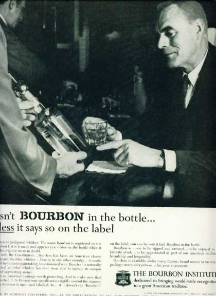 The Bourbon Institute (1959)
