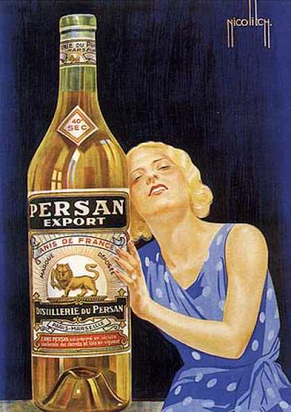 Persan Export by Nicolitch (1950)