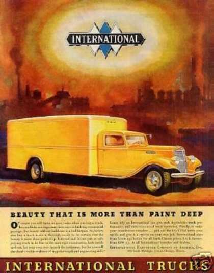 International Truck Color (1934)