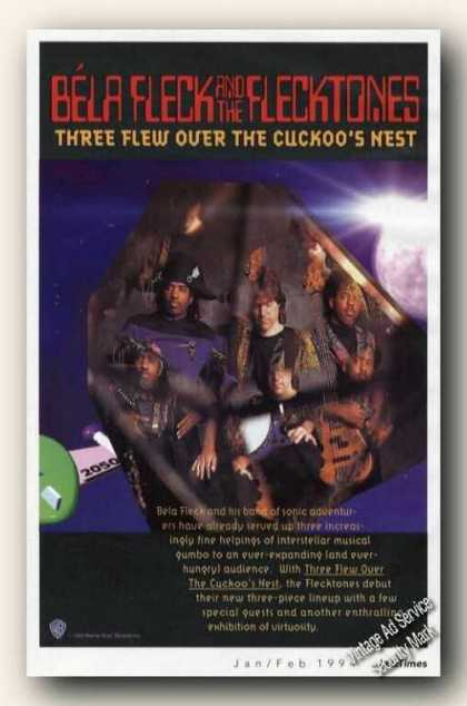 Bela Fleck and the Flecktones Album Photo (1994)