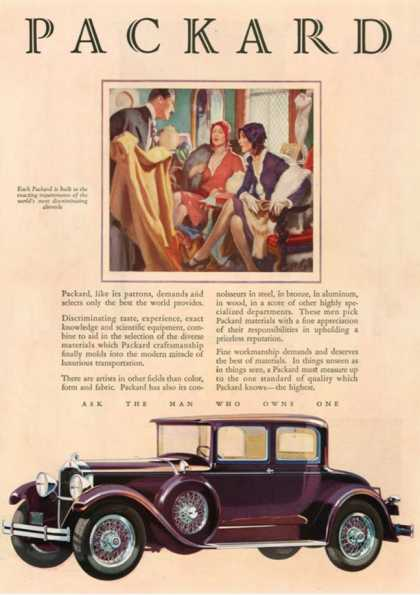 Packard, USA (1929)