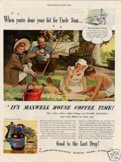 Maxwell House Coffee (1944)