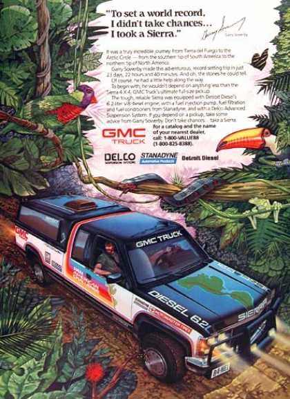 GMC Sierra Pickup (1988)