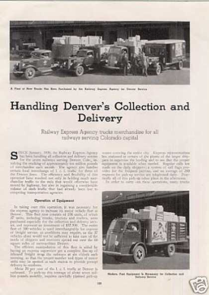 """Handling Denver's Collection and ..."" Article/rea (1939)"