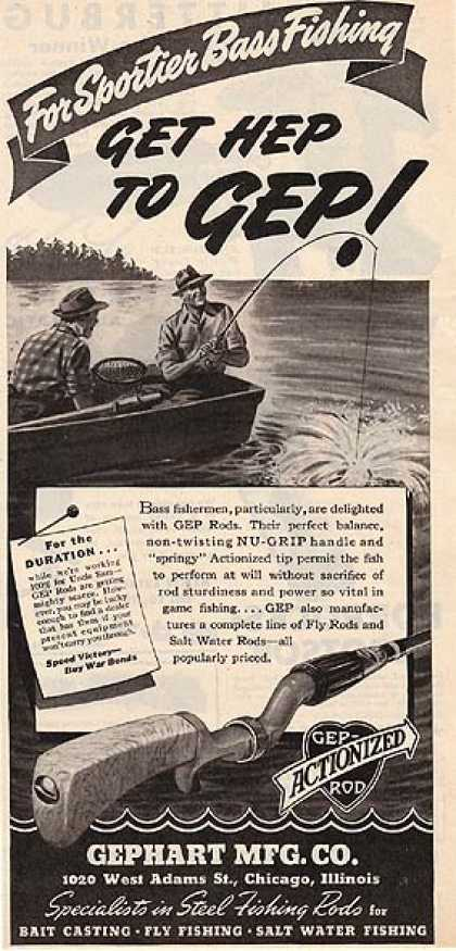 Gephart's Fishing Rods (1943)