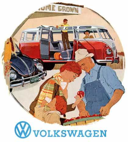 Volkswagen Station Wagon (1959)