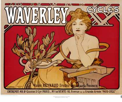 Waverly Cycles