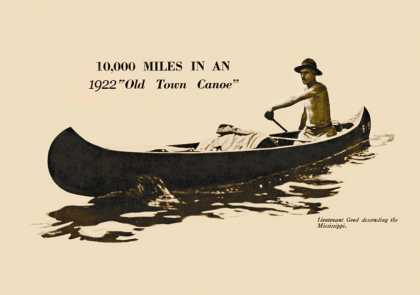10,000 Miles in a (1922)