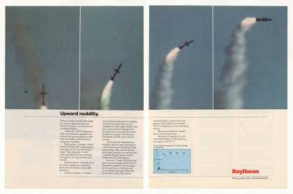 Raytheon NATO Seasparrow Missile Launch (1986)