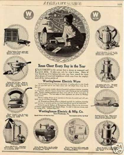 Westinghouse Electric Ware (1914)
