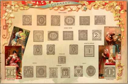W. Duke Sons & Co. – Duke's Postage Stamp Album – Image 3 (1889)