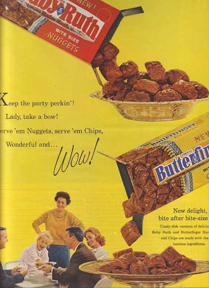 Curtis&#8217;s Bite Size Candies (1961)