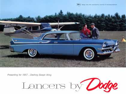 Dodge Custom Royal Lancer (1957)