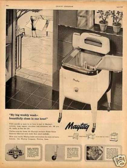 Maytag Washer (1947)