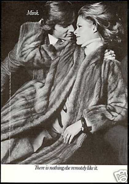 Mink International Fur Coat Nothing Else (1975)