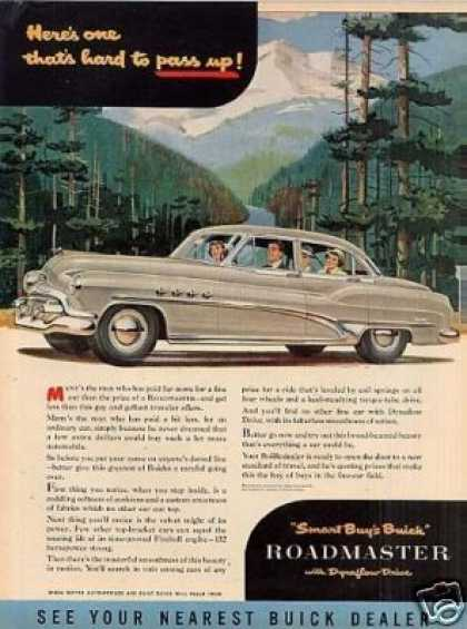 Buick Roadmaster Car (1951)