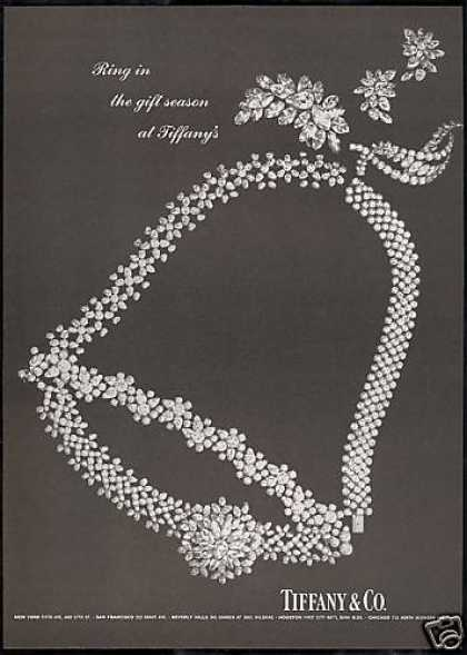 Tiffany & Co Diamond Jewelry Bell (1968)