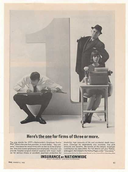 Nationwide Insurance EFP for Firms Three More (1963)