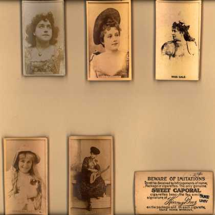 Kinney Bros.'s Sweet Caporal Cigarettes – Sweet Caporal: Actresses – Image 17