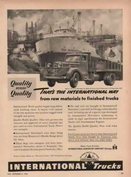 International Harvester – Chicago Steel Mill (1948)