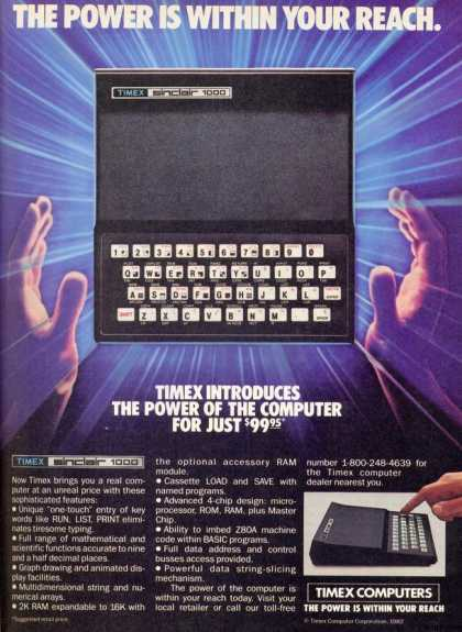 Timex Computer (1982)