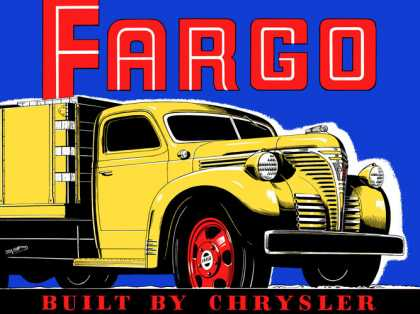 Fargo trucks brochure (1941)