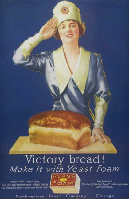 Victory Bread, USA (1910)