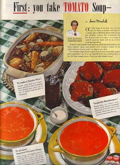 Campbell's Tomato Soup (1951)