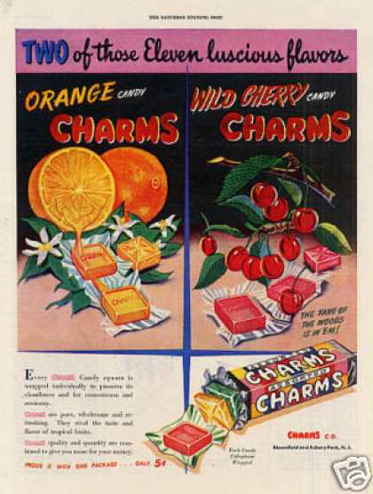 Charms Candy (1946)
