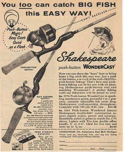 Shakespeare's Push Button WonderCast (1960)