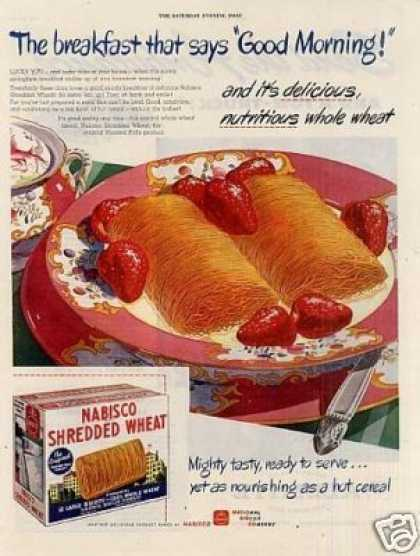 Nabisco Shredded Wheat (1945)