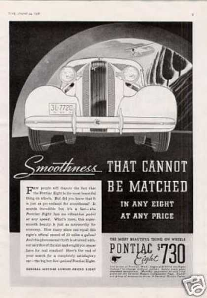 Pontiac Eight Car (1936)