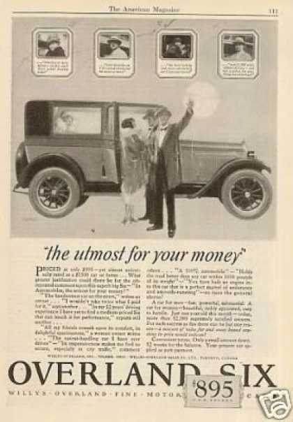 Willys-overland Six Car (1926)