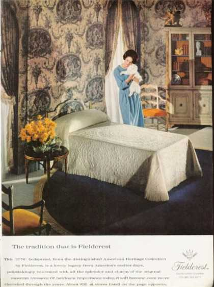 Fieldcrest Bed & Bath Fashion (1962)