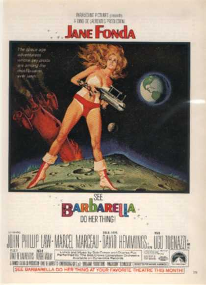 Barbarella (Jane Fonda) (1968)